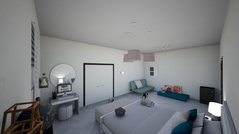 Master Bedroom - Bedroom - by layanhakim