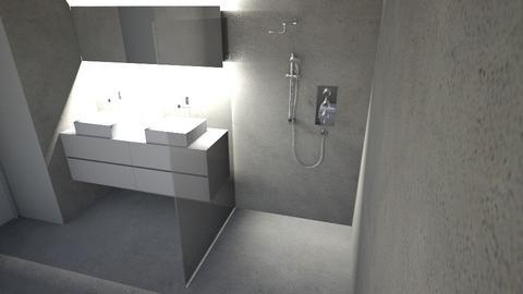 Bathroom toilette OK - Bathroom  - by shute
