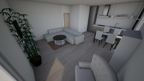 obyvak - Modern - Living room  - by unreally