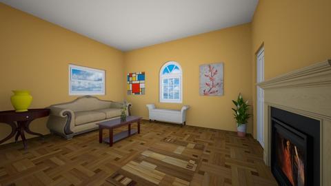 Balance - Living room  - by GabaonAguirre