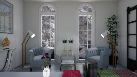 Floor Lamp - Eclectic - Living room  - by deleted_1609868595_bleeding star