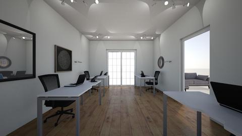 K 37 P - Office  - by Katarzyna Tefelska