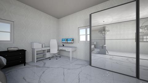 dream - Modern - Bedroom  - by yassor0608