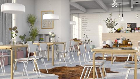 coffee cafe - by bnu