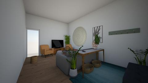Living room Style Option  - Living room - by slhart87