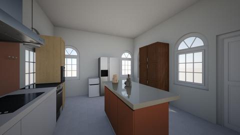 Cusina - Kitchen  - by Monchestrella