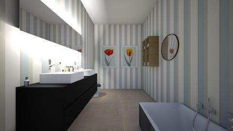 Bathroom - Classic - Bathroom  - by 25fgiannamore