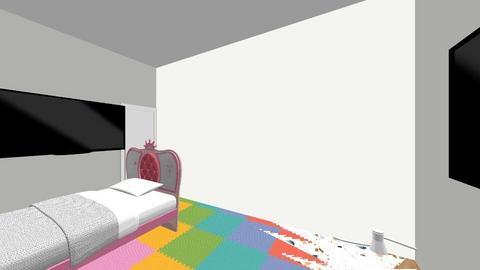 room - Kids room  - by finn21363