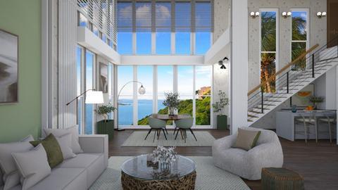 WEST COAST - Modern - Living room  - by zarky
