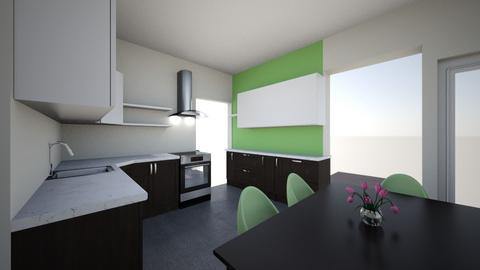 kitchen - Kitchen - by simona_np