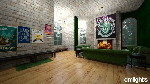 common room - by DMLights-user-1504152