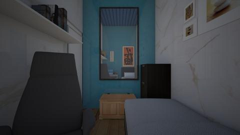 ubikayu - Minimal - Bedroom  - by ydtunt