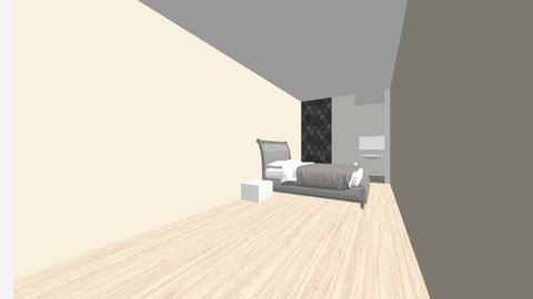 KS - Modern - Bedroom  - by ace stargate