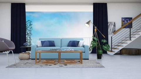 Living Area - by Over The Rainbow