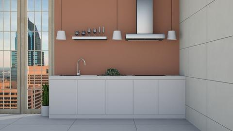 Minimal_Kitchen - Minimal - Kitchen - by helsewhi