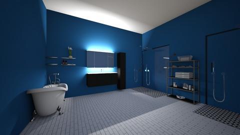 Master Bathroom - Bathroom  - by Kaylee4321