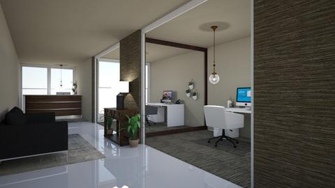 Container office - Modern - Office  - by Just_a_interior_designer_23