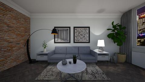 Small Living Room - Living room  - by Tanem Kutlu