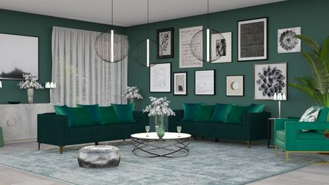 GREEN IS GRAND - Eclectic - by RS Designs