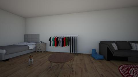 Anngie Dream Room - Bedroom - by Anngie Fierro