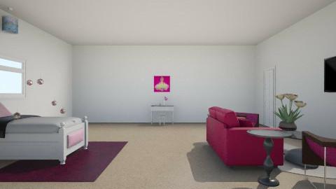 Girls Bedroom - Modern - Bedroom - by H_RAE_J