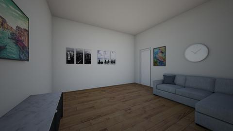 Mein Wohnzimmer - Modern - Living room  - by Eva Wagner