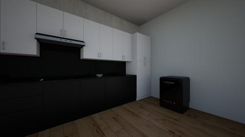 kitchen - Kitchen  - by black cat