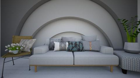 Storm - Modern - Living room  - by evabarrett
