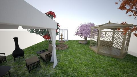Simple Garden - Garden  - by sugrmist