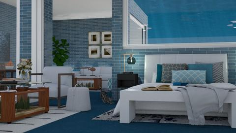 Life Underwater - Modern - Bedroom  - by millerfam