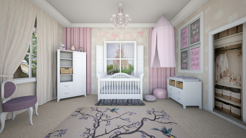 Bella - Kids room  - by steph01mami
