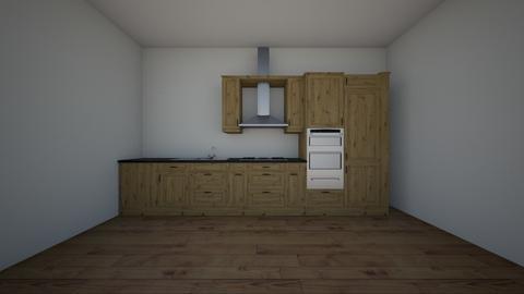 Cocina 2 - Kitchen  - by fvillanueva83