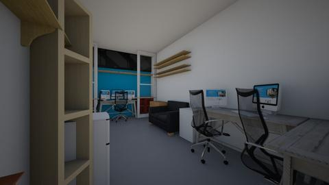 Shelf Supports Open Plan - Office  - by ChamCham
