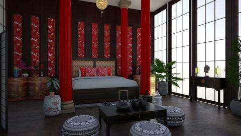 Ada Bart - Global - Bedroom - by AdaBart