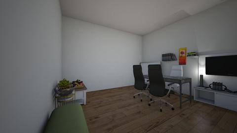 Greedy boss office room - Office  - by Auv