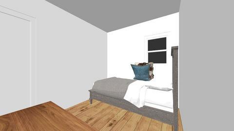 ofri - Bedroom  - by navitfeldman