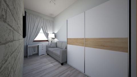 Mateusz_room - Kids room  - by Matronet