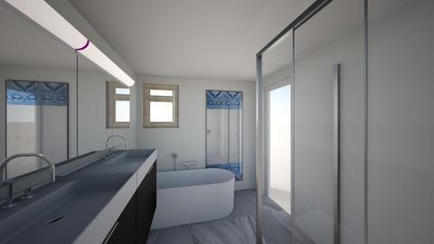 Bath3 - Modern - Bathroom  - by JeffWhitcomb0747