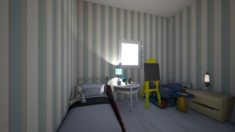 Garcia bedroom 2 - Kids room  - by Egarcia62305