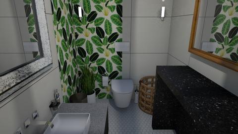 toilet_My style - Bathroom  - by Babybluewolfboo