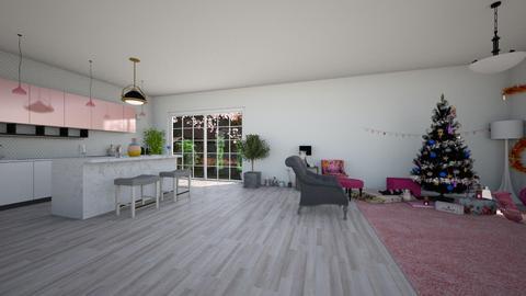 pink baby - Bedroom - by jdenae3