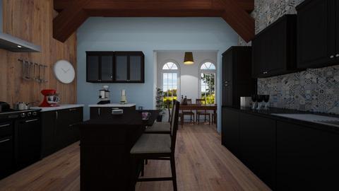 Modern Farmhouse Contest - by lusfale