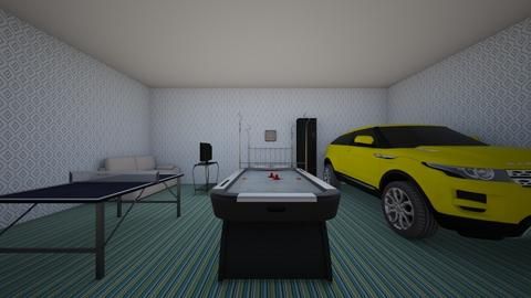 ultimate room - by jeff bob