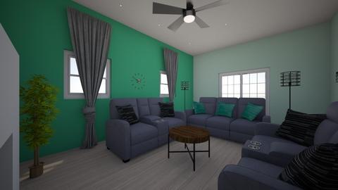 living room - by Kaylee DaNae