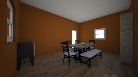 Neutral Dining room  - by Swansonk1203