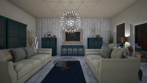 My livingroom - Living room  - by Evihun