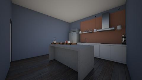 la cucina - Kitchen  - by layncarcar