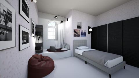 P1 - Bedroom  - by GRUNT