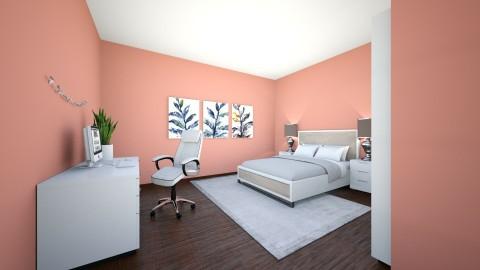 Ballerina - Bedroom  - by violetpeaks