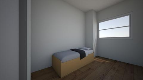 Habitacion - Modern - Bedroom  - by Pandaryd